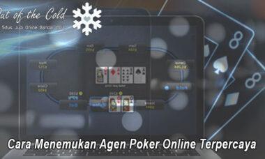 Poker Online Terpercaya Cara Menemukan Agen - Outofthecoldhalifax